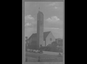 Neg6098/ Emden Luther`sche Kirche altes Negativ 60er Jahre