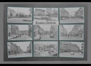 Neg6101/ Emden altes Negativ 50/60er Jahre