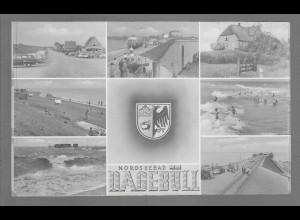 Neg6129/ Nordsebad Dagebüll altes Negativ 50/60er Jahre