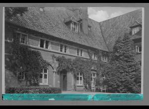 Neg6140/ Reinbek Erholungsheim Priel altes Negativ 50er Jahre