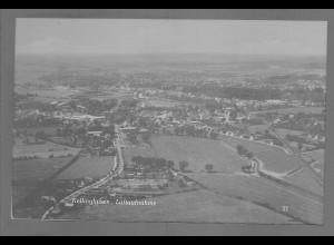 Neg6174/ Kellinghusen Luftaufnahme altes Negativ 50er Jahre
