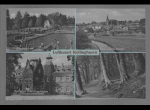 Neg6176/ Kellinghusen altes Negativ 50er Jahre