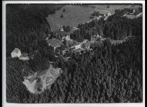 ZZ-5075/ Schnarrtanne bei Auerbach Foto seltenes Luftbild 1939 18 x 13 cm