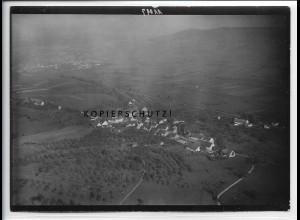 ZZ-5087/ Horheim Foto seltenes Luftbild ca.1938 18 x 13 cm