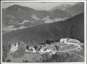 ZZ-5295/ Maria Eck Foto seltenes Luftbild 18 x 13 cm 1938