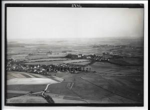 ZZ-5096/ Erbach Foto seltenes Luftbild ca. 1936 18 x 13 cm