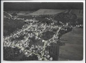 ZZ-5099/ Altheim Foto seltenes Luftbild ca.1936 18 x 13cm