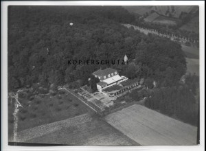 ZZ-5092/ Mergentheim Foto seltenes Luftbild 1937 18 x 13 cm
