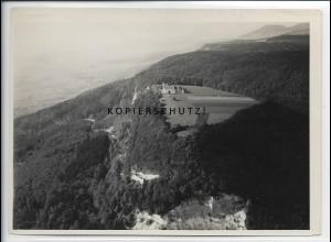 ZZ-5459/ Dreifaltigkeitsberg seltenes Foto Luftbild 18 x 13 cm 1933