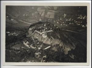 ZZ-5056/ Hohentwiel bei Singen Foto seltenes Luftbild ca.1938 18 x 13 cm