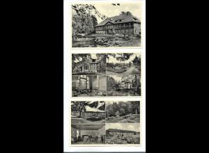 Y19871/ 6 x AK Tiefenbrunn bei Göttingen 1955-60