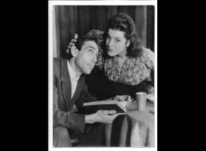 C4504/ Charles Regnier + Elisabeth Braun im Schauspielhaus München Foto 1945