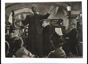"""C4486/ Johannes Riemann und Paul Kemp """"as Lieder der Nachtigall"""" Foto 1944 Foto"""