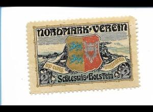 Y19852/ Spendenmarke Nordmark-Verein Schleswig-Holstein
