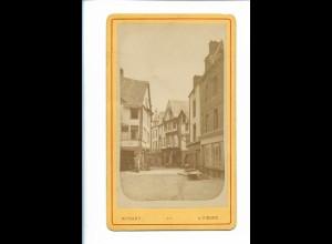 XX14831/ CDV Foto Dinar Frankreich Atelier Richard, Dinar 1879