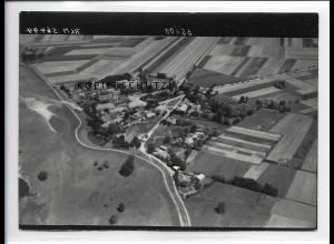ZZ-5316/ Neu-Garge Foto seltenes Luftbild 18 x 13 cm 1938