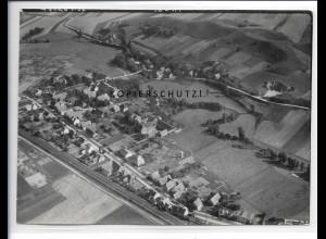 ZZ-5318/ Rohrsen bei Hameln Foto seltenes Luftbild 18 x 13 cm 1939