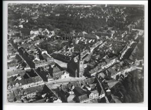 ZZ-5330/ Erlangen Foto seltenes Luftbild 18 x 13 cm 1936