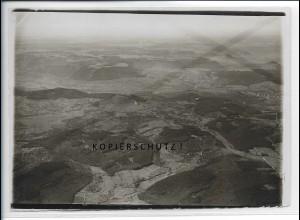 ZZ-5344/ Ernstal Achalm Foto seltenes Luftbild 18 x 13 cm ca.19038