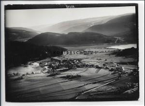 ZZ-5347/ Friedrichshafen Foto seltenes Luftbild 18 x 13 cm ca.1938