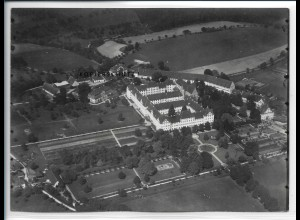 ZZ-5368/ Salem Foto seltenes Luftbild 18 x 13 1937