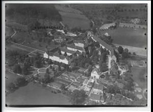 ZZ-5369/ Salem Foto seltenes Luftbild 18 x 13 1937