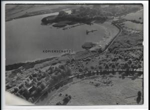 ZZ-5376/ Altdamm bei Stettin Pommern Foto seltenes Luftbild 18 x 13 cm 1939