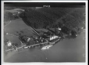 ZZ-5383 Assenbuch Leoni Foto seltenes Luftbild 18 x 13 cm ca.1938