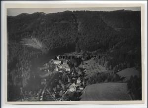 ZZ-5405/Überuh bei Isny Foto seltenes Luftbild 18 x 13 cm ca.1935