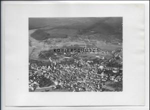 ZZ-5399/ Sindelfingen. Foto seltenes Luftbild 18 x 13 cm 1935