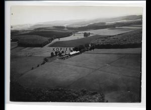 ZZ-5450/ St. Johann Fohlenhof seltenes Foto Luftbild 18 x 13 cm ca.1935