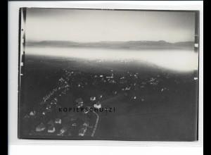 ZZ-5449/ Zimmern seltenes Foto Luftbild 18 x 13 cm ca.1938