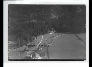 ZZ-5437/ Fischhausen am Schliersee seltenes Foto Luftbild 18 x 13 cm ca.1935