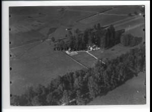 ZZ-5438/ Rottach am Tegernsee seltenes Foto Luftbild 18 x 13 cm ca.1938