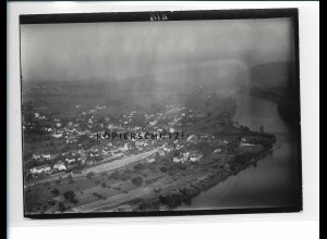 ZZ-5434/ Murg seltenes Foto Luftbild 18 x 13 cm ca.1938