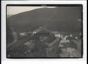 ZZ-5432/ Friedrichsheim b. Badenweiler seltenes Foto Luftbild 18 x 13 cm 1936