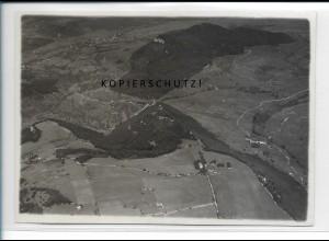 ZZ-5454/ Diepoldsburg Rauber seltenes Foto Luftbild 17 x 12 cm ca.1935