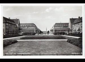 E368/ Amsterdam van Tuyll van Serooskerkenplein Foto AK 1931