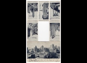 D046/ New York City USA Klapp AK ca.1900