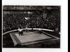 C3651/ Akrobaten Artisten Zikus Variete Foto ca.1955 23 x 17 cm