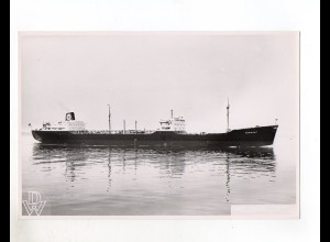 c1247/ Frachter Handelsschiff Tanker Vermont Foto ca.1960 23 x 15,5 cm