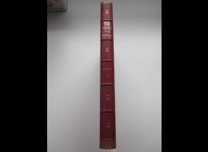 05/ Le Tour du Monde Journal des Voyages 1866 2. Geographie Holzstiche Reisen