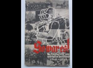 C1771/ So war es! Bildband vom wehrhaften Deutschland 1914-1918 1. Weltkrieg