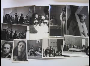 C3837 37 x Foto Passionsspiele Oberammergau 1950