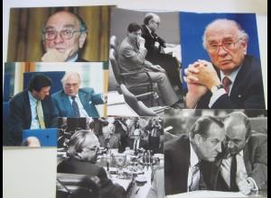 C3835/ 27 x Foto Dr. Otto Graf Lambsdorff FDP Pressefotos