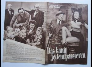 C4431/ Filmprogramm IFB 1540 Das kann jedem passieren Heinz Rühmann