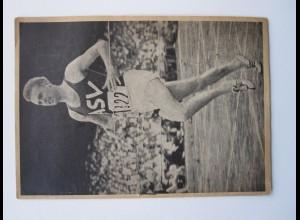 C4450/ Hamburg Intern. Leichtathletik Sportfest im Volksparkstadion 1960, Heft