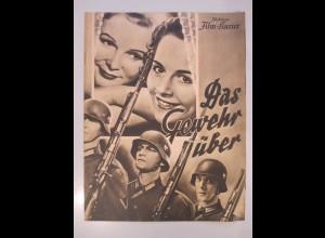 """c1055/ Ill. Filmkurier Nr.3027 """"Das Gewehr über"""" Filmprogramm"""