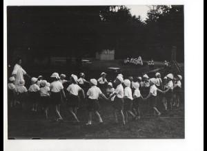 F5903/ Kindergarten im Ferienlager Junge Pioniere Foto ca.1960 24x18 cm
