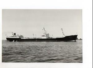 C1367/ Handelsschiff Tanker Mostana Foto 22 x 14,5 cm ca.1960-65
